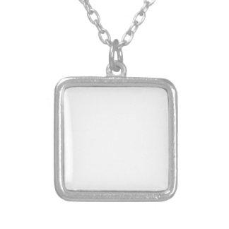オリジナル銀メッキネックレスを作成 シルバープレートネックレス