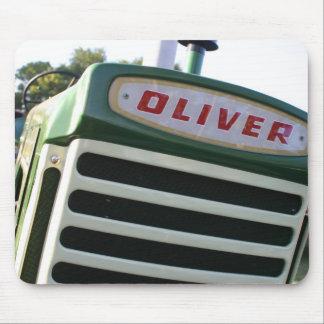 オリバーのトラクターのデカールの多彩なmousepadのギフトのアイディア マウスパッド