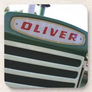 オリバーのトラクターの農機具のコースターのギフト コースター