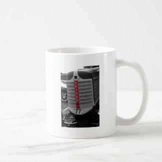 オリバーのトラクター コーヒーマグカップ
