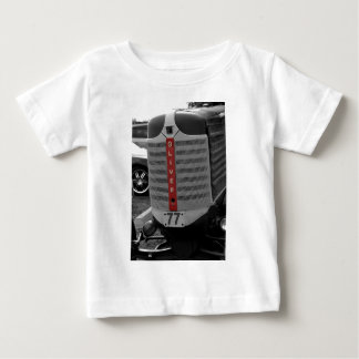 オリバーのトラクター ベビーTシャツ