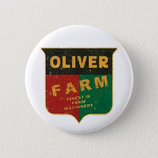 オリバーの農業 5.7CM 丸型バッジ