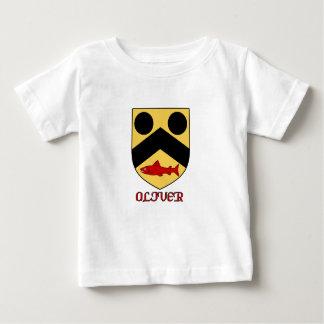 オリバー家族の盾 ベビーTシャツ
