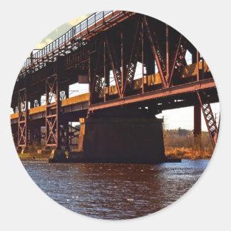 オリバー橋 ラウンドシール