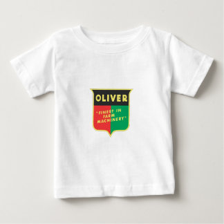 オリバー ベビーTシャツ