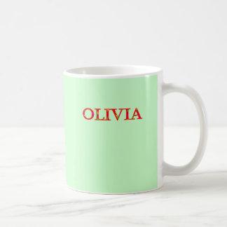 オリビアのコーヒー・マグ コーヒーマグカップ
