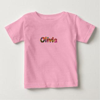 オリビアのTシャツ ベビーTシャツ