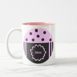 オリビア ツートーンマグカップ