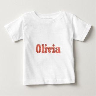 オリビア ベビーTシャツ