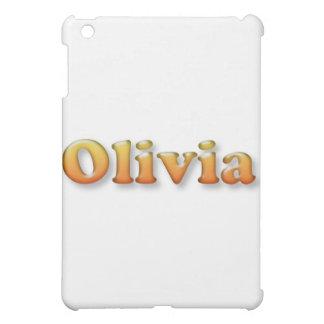 オリビア iPad MINIケース