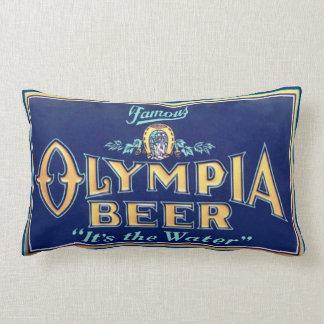 オリンピアビールLumbarの枕 ランバークッション