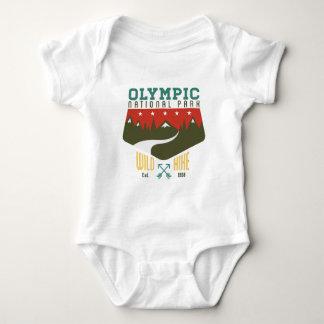オリンピック国立公園 ベビーボディスーツ