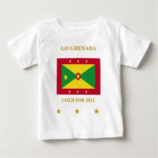 オリンピック2012年 ベビーTシャツ