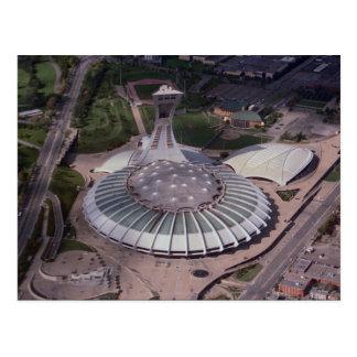 オリンピック・スタジアム、モントリオール、ケベック、カナダ ポストカード