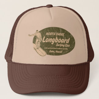 オリーブ色のトラック運転手の帽子のクラブサーフィン キャップ