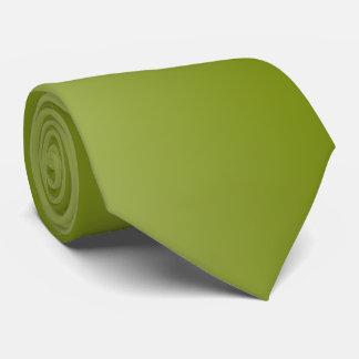 オリーブ色 オリジナルネクタイ
