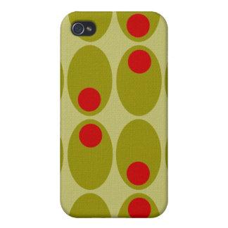 オリーブI iPhone 4/4Sケース