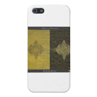 オルダス・ハクスリー iPhone 5 カバー