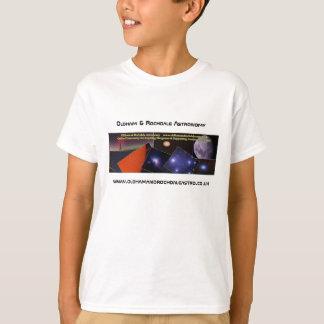 オルダム及びRochdale Astroの子供のTシャツ Tシャツ