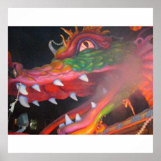 オルペウスパレード-謝肉祭 ポスター
