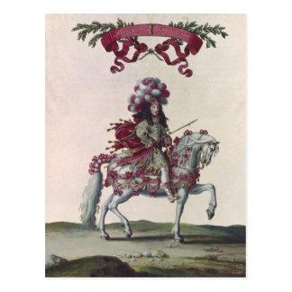 オルレアンのPhilippe I公爵 ポストカード