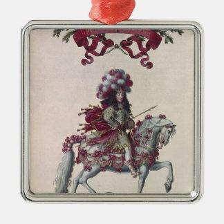 オルレアンのPhilippe I公爵 メタルオーナメント