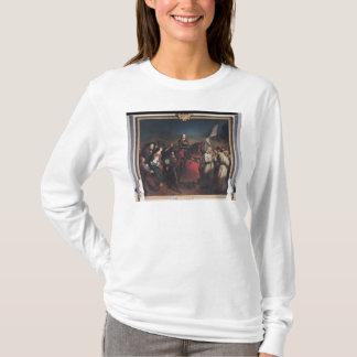 オルレアンへのジャンヌダルクの記入項目 Tシャツ