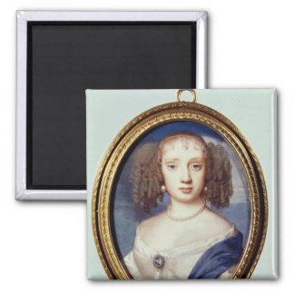 オルレアン、c.1665の公爵夫人 マグネット