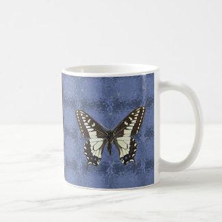 オレゴンのアゲハチョウの蝶 コーヒーマグカップ