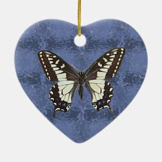 オレゴンのアゲハチョウの蝶 セラミックオーナメント