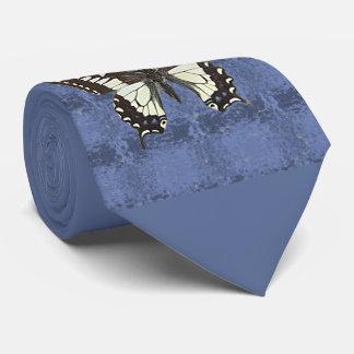 オレゴンのアゲハチョウの蝶 ネクタイ