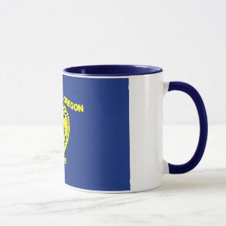 オレゴンのマグ マグカップ