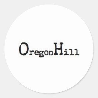 オレゴンの丘、リッチモンド、VA ラウンドシール