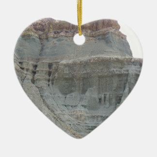 オレゴンの化石のベッド セラミックオーナメント