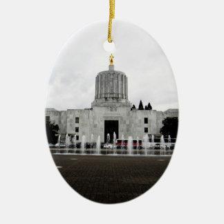 オレゴンの国会議事堂 セラミックオーナメント