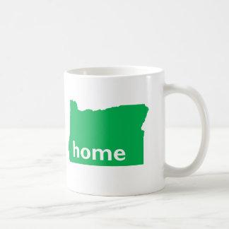 オレゴンの家 コーヒーマグカップ