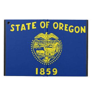 オレゴンの旗との愛国心が強いipadの場合 iPad airケース