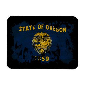 オレゴンの旗 マグネット