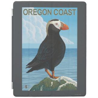 オレゴンの海岸のエトピリカ iPadスマートカバー
