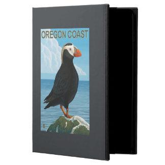 オレゴンの海岸のエトピリカ iPad AIRケース