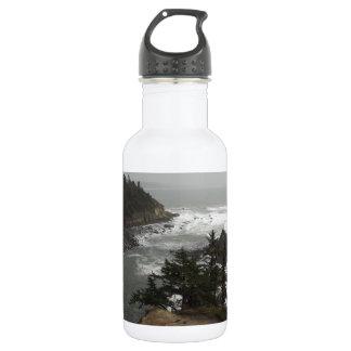 オレゴンの海岸の美しい部分 ウォーターボトル