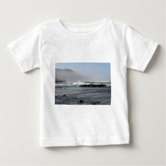 オレゴンの海岸 ベビーTシャツ