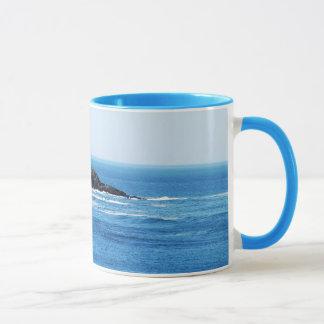 オレゴンの海岸 マグカップ