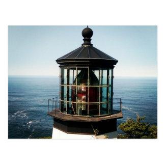オレゴンの灯台郵便はがき ポストカード