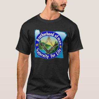 オレゴンの石工同業組合 Tシャツ
