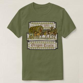 オレゴンの道 Tシャツ