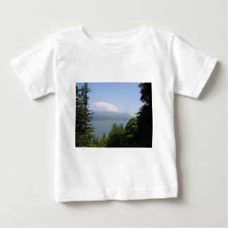 オレゴン場面 ベビーTシャツ