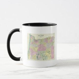オレゴン州 マグカップ