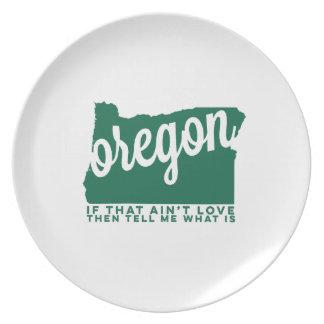 オレゴン|の歌の叙情詩|の緑 プレート