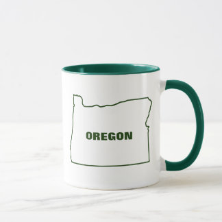 オレゴン マグカップ